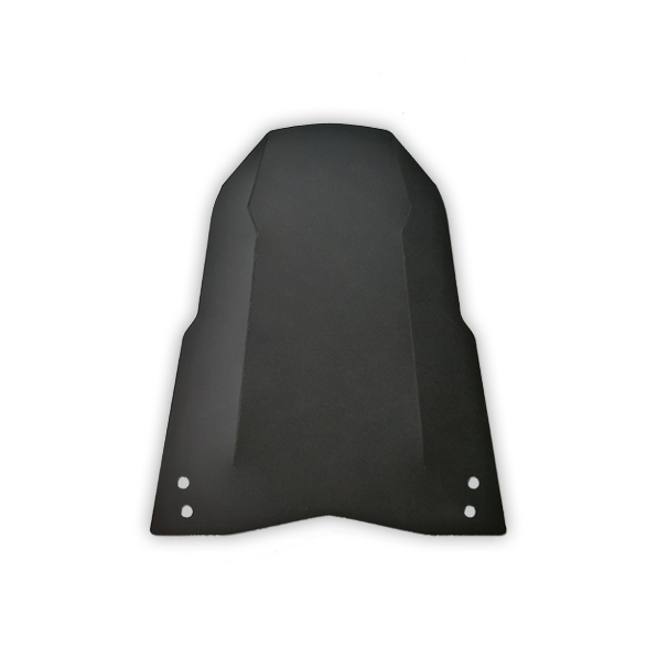 Manta garde-boue extended front part nosefish