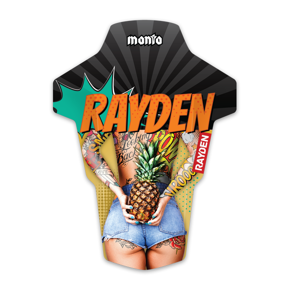 Sexy-ananas-Manta-3D_HD_mudguard_garde-boue