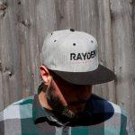 Casquette_RAYDEN_Snapback_vue_trois_quart_tete