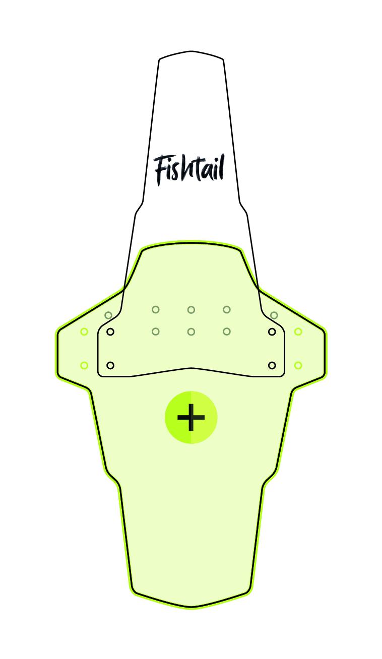 Fishtail Extension Modulaire Arrière